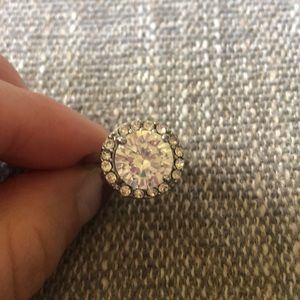 Francesca's size 7 silver ring